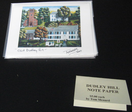 dudley town essay